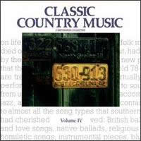 Classic Country Music Vol. 4