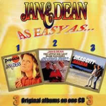 Jan and Dean - Easy as 123