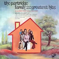 Partridge Family - At Home With Their Greatest Hits