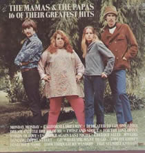 The Mamas and The Papas - 16 of Their Greatest Hits